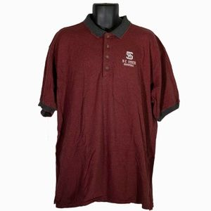 Men's Antigua NC State Wolfpack Polo Shirt Size XL